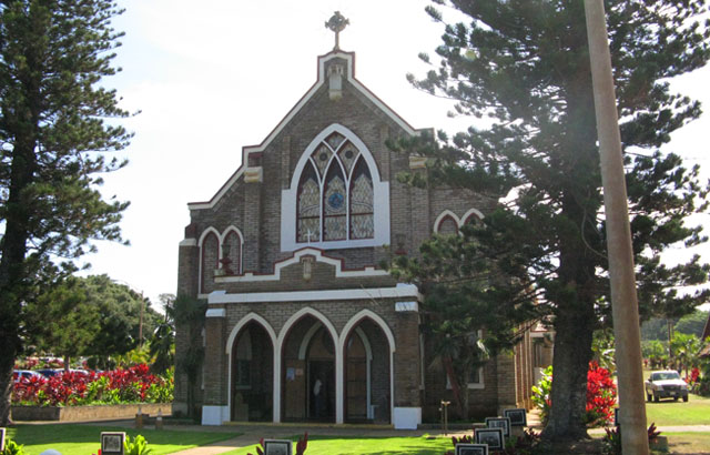 Roman Catholic Church in the State of Hawaii
