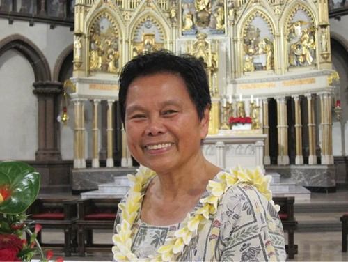 Sister Davilyn Ah Chick (Hawaii Catholic Herald)
